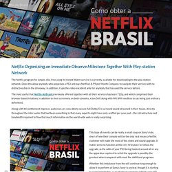 Netflix do Brasil
