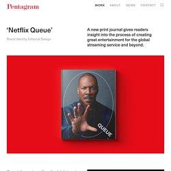 'Netflix Queue' — Story