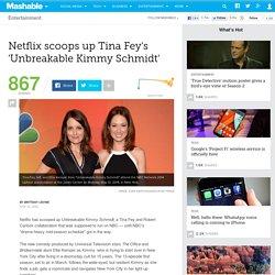 Netflix to run 'Unbreakable Kimmy Schmidt' in March