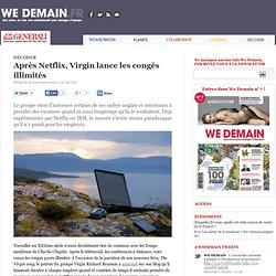 Après Netflix, Virgin lance les congés illimités