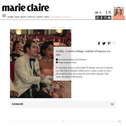 Netflix : 6 séries à binge-watcher d'urgence en mai - Marie Claire Belgique