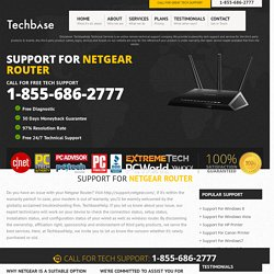 Netgear Router Customer Service 1-855-686-2777 Technical Support Phone Number