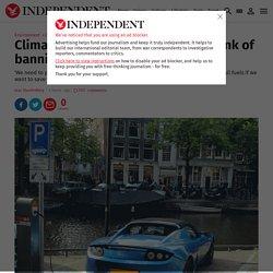 Climate change: Netherlands on brink of banning sale of petrol-fuelled cars