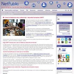 Créez le fablab de votre collectivité : Nouvelle formation CNFPT