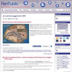 espace public numérique (EPN)