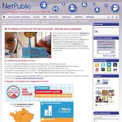 50 fablabs en France (et 350 dans le monde) : Etat des lieux et pratiques