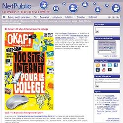 Guide 100 sites internet pour le collège