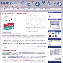 Fête de l'Internet 2013