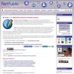 Scribus 1.4 : logiciel libre de PAO en évolution majeure