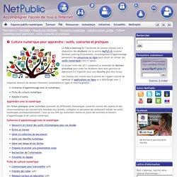 Culture numérique pour apprendre : outils, scénarios et pratiques