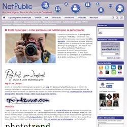 Photo numérique : 4 sites pratiques avec tutoriels pour se perfectionner