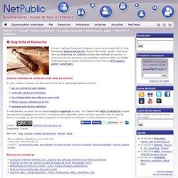 Blog Veille et Recherche