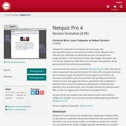Netquiz Pro 4