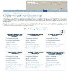 NetRégions - Les différents usages d'Internet dans les régions du Québec