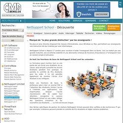 NetSupport School, logiciel pédagogique idéal pour former et enseigner