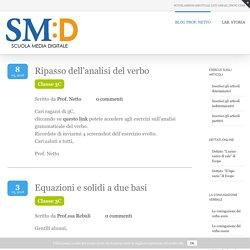 Blog Prof. Netto - Scuola Media Digitale