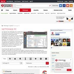 Nettoyage PC (logiciels gratuits)