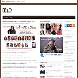 Black Business Women Online - A Social Network for Women in Business, Women Entrepreneurs, and Bloggers