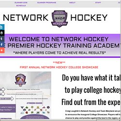 Network Hockey - Online