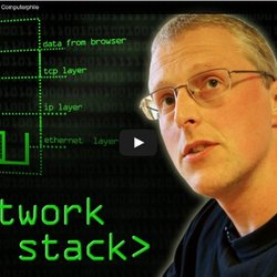 ▶ Network Stacks and the Internet - Computerphile