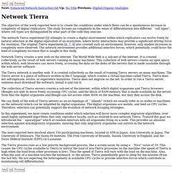 Network Tierra