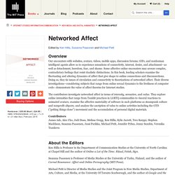 Networked Affect