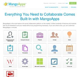 Task Management Software, Web Based Task Management by MangoSpring