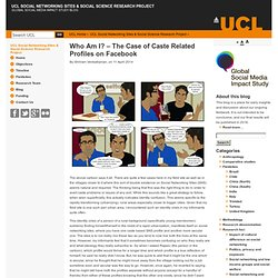 Global Social Media Impact Study Blog UCL UCL Social Networking Sites & Social Science Research Project