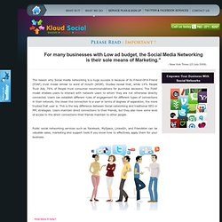 Social Networking Services, Social Networking, Website Traffic