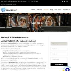 Networking Edmonton