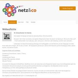 Netz-und-Co.de - Webauftritte