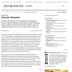 Netzaktivisten: Club der Visionäre | Digital