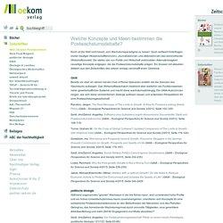 NEU: Dossier Postwachstum
