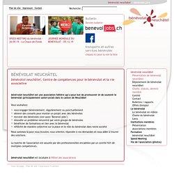 Association Neuchâteloise de services bénévoles: Présentation de bénévolat neuchâtel