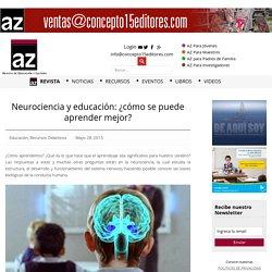 Neurociencia y educación: ¿cómo se puede aprender mejor?