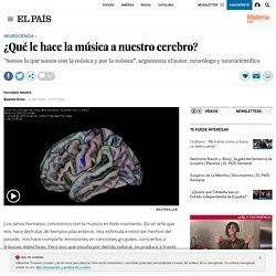 Neurociencia: ¿Qué le hace la música a nuestro cerebro?