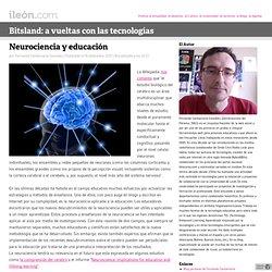 Algunas consideraciones de neurociencia y educación