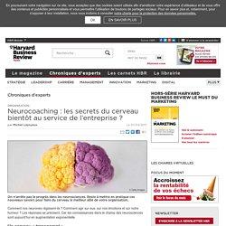 Neurocoaching : les secrets du cerveau bientôt au service de l'entreprise