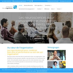 Accueil - Institut de Neurocognitivisme - Entreprises