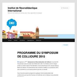 Institut de Neurodidactique International