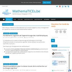 Neuroéducation – MathemaTICEs.be