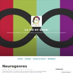 Neurogenres