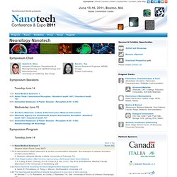Neurology Nanotech