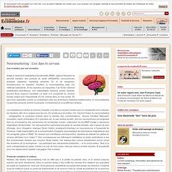 Neuromarketing : Lire dans le cerveau