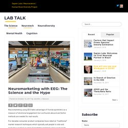 Neuromarketing with EEG: The Science and the Hype