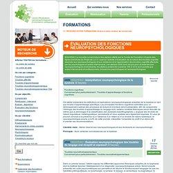Formation en neuropsychologie pour les professionnels de la santé, au Québec