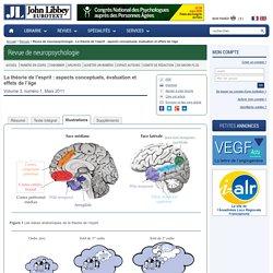 Revue de neuropsychologie - La théorie de l'esprit: aspects conceptuels, évaluation et effets de l'âge