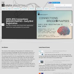 ANFA - Academy of Neuroscience for Architecture