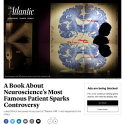 A Book About Neuroscience's Most Famous Patient Sparks Controversy