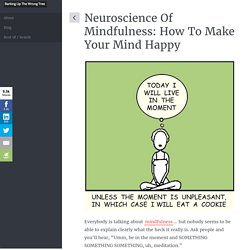 Neuroscience Of Mindfulness: How To Make Your Mind Happy